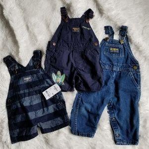 Oshkosh overalls bundle